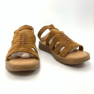 Born Crown ankle strap sandals